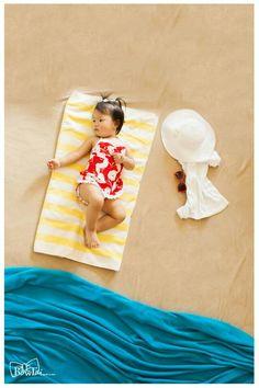 Baby photo idea too cute