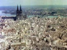 Im Mai 1945 endete der Zweite Weltkrieg in Europa: Impressionen der letzten Wochen und Monate des bis dahin nie da gewesenen Blutvergießens.