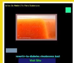 Dulce De Membrillo Para Diabeticos 170537 - Aprenda como vencer la diabetes y recuperar su salud.