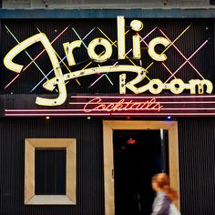 Frolic Room, Hollywood