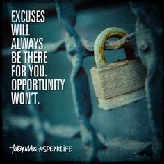 Are you still making excuses as to why you can't join me? It's too expensive. I don't have time. I work a full time job. I can't cook healthy. Bring me your excuses and I'll prove you wrong! Bible Verses Quotes, Encouragement Quotes, Faith Quotes, True Quotes, Words Quotes, Motivational Quotes, Inspirational Quotes, Bible Scriptures, Quotable Quotes