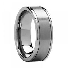Titanium Mens Rings - Unique Titanium Wedding Bands. Titanium Rings For Men, Tungsten Carbide Rings, Mens Silver Rings, Gold Ring, Copper Jewelry, Men's Jewelry, Body Jewelry, Diamond Jewelry, Tungsten Carbide Wedding Bands