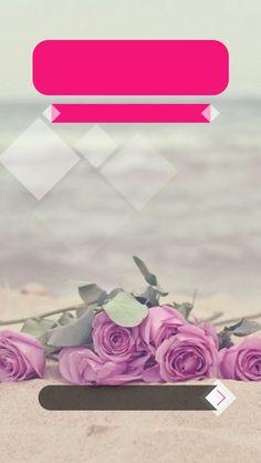 ↑↑TAP AND GET THE FREE APP! Lockscreens Art Creative Flowers Roses Nature Sea…