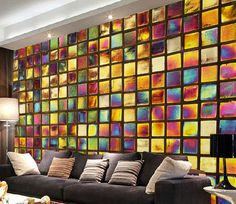 Colorful Squares - AJ Walls - 1