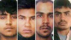 WORLD OUTRAGE TORTURE GANG RAPE & MURDER. DEATH SENTENCE SHOULD BE SWIFT, THEY HAVE LIVED FOR 5 YEARS AFTER THE GANG RAPE TORTURE & MURDER. KILL THEM NOW - THE 17 yr OLD WAS THE MOST VICIOUS & HE IS FREE. ARM EVERY WOMAN IN INDIA! The brutal gang rape led to nationwide outrage and new anti-rape laws.