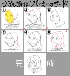 Manga Drawing Tutorials, Drawing Techniques, Drawing Tips, Art Tutorials, Drawing Sketches, Anime Poses Reference, Digital Art Tutorial, Drawing Base, Pencil Art Drawings