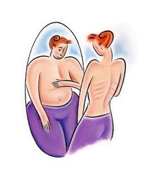 Understand body image issues, signs to look for, and how to get help. #bodyimage