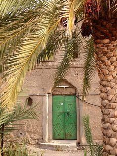 ♥ Omani Door ♥ - Bahla.  photo: Pete Shergold