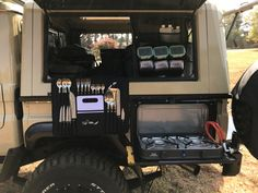 47 Canopy Kitchen Ideas Truck Camping Overlanding Car Camping