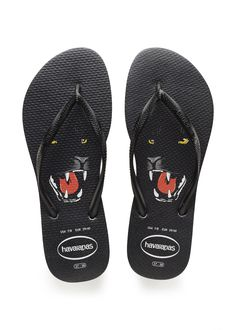 Havaianas Slim Wild Sandal Black/White  Price From: 23,54€