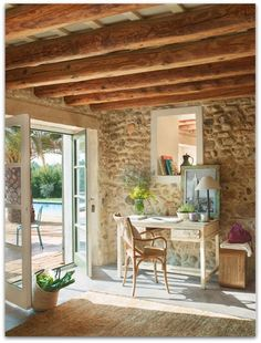 29 Awesome Rustic Italian Living Room Design Ideas – decorisme - Famous Last Words Rustic Barn Homes, Italian Living Room, Dressing Room Design, Stone Houses, Design Case, Cozy House, Living Room Designs, Sweet Home, House Design