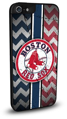 Boston Red Sox Cell Phone Hard Case for iPhone 6/6s, iPhone 6/6s Plus, iPhone 5/5s, iPhone SE, iPhone 4/4s or iPhone 5c