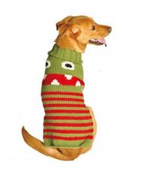 Chilly Dog Little Monster Dog Sweater XX-Large