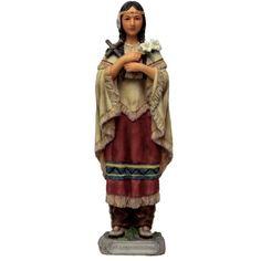 St. Kateri Tekakwitha Statue 5
