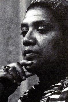Audre Lorde  Photo credit K Kendall: http://www.flickr.com/photos/kkendall/2733757260/