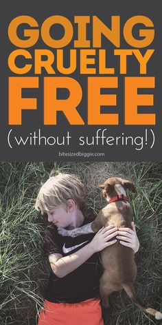 Going Cruelty-Free (Without Suffering!)