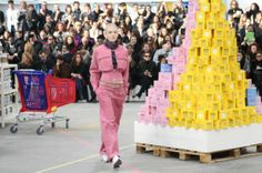Chanel Shopping Center by Olivier Saillant (Fall/Winter 2014-2015