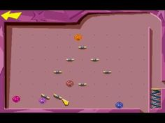 Putt-Putt's Fun Pack (Humongous Entertainment) (1993) - Pinball - YouTube
