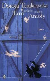 Tam, gdzie spadają Anioły - Dorota Terakowska  #book #bookslove #ksiazki