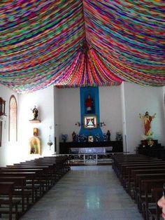Wedding Ceremony Trend: Ribbon Canopies – Part I