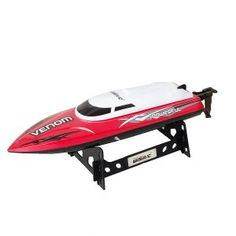 Venom Remote Control Boat for Pools Lakes and Outdoor Adventure High Speed Electric RC includes BONUS BATTERY Doubles Racing Time Exclusive Red Color *** You can find out more details at the link of the image. Rc Cars For Sale, Boats For Sale, Remote Control Boat, Radio Control, Nitro Boats, Boat Radio, Racing, Adventure, High Speed