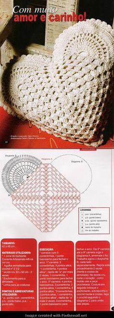 Crochet+pillow+heart+-+created+via+http://pinthemall.net