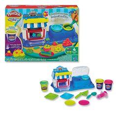Play-Doh toetjes & taartjes speelset