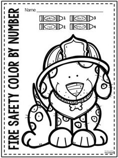 Kids Safety TpT Fire Safety Freebie - Perfect for Preschool, Kindergarten, and Grade Fire Safety Crafts, Fire Safety Week, Preschool Fire Safety, Firefighter Crafts, Fire Prevention Week, Community Helpers Preschool, Kindergarten Activities, Preschool Classroom, Family Activities