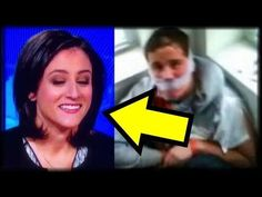SICK! CNN REPORTER CAUGHT LAUGHING WHILE WATCHING DISABLED TRUMP SUPPORTER TORTURE FOOTAGE ON AIR! - YouTube
