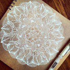 White Mandala