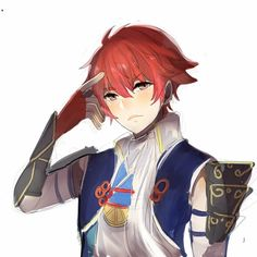 Welcome to my artblog! - HOSHIDO SIDE! ———— Also I'm mostly upload the...