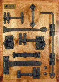 Bronze Gate Hardware, Bronze Door Hardware, Shutter Hardware, Barn Hardware, Door Hardware, Carriage Door Hardware | Coastal Bronze