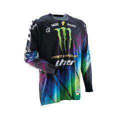 monster energy motocross gear