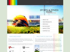 30 New Sports Website Design for Inspiration