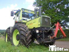MB Trac 1800 Intercooler