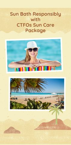 CTFO's Sunscreen After Sun, Cbd Hemp Oil, Health Tips For Women, Sun Care, Enjoying The Sun, Dark Spots, Sunscreen, Spectrum