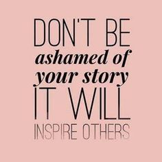 Inspire others