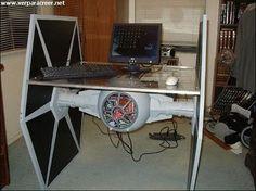 Galactic desk