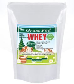 The freshest grass fed whey protein from pastured cows milk. Whey Protein Concentrate, Sunflower Lecithin, Organic Superfoods, Protein Shakes, Amino Acids, Yummy Drinks, Grass
