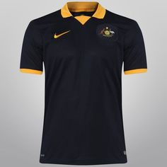 Camisa Nike Seleção Austrália Away 2014
