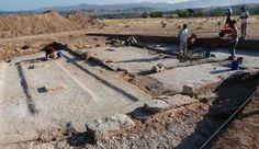 Valdeherrera. Yacimiento arqueológico romano