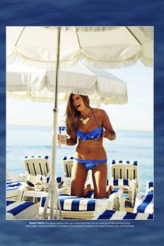 Why Robyn Lawley's Cosmo Australia Swim Shoot Is Important.  Why is this woman considered plus size?