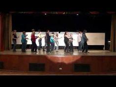 Hootenanny Line Dance - John Robinson - YouTube