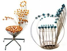 August Johnson's Ballistic chairs are a true work of art - HomeTone.org