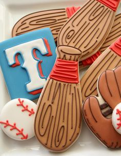Baseball Cookies | Flickr - Photo Sharing!