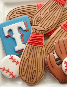 Baseball Cookies | Flickr - Photo Sharing!
