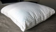 Five Star Down Alternative Pillow Review Pillow Reviews, Five Star, Clarity, Mattress, Bed Pillows, Pillow Cases, Alternative, Home, Bedroom Ideas