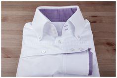 Pánská, bílá košile