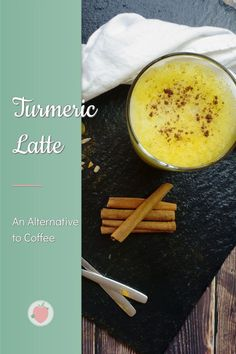 Have you ever tried turmeric latte (also called golden milk)? If not, then you should definitely give it a try. Turmeric is very health beneficial. It is antioxidant, anti-inflammatory and it is even said to have anti-cancer properties! You find the turmeric latte recipe now on my blog. Check it out if you like ☺ #turmericlatte #goldenmilk Sugar Free Recipes Healthy, Vegan Recipes, Golden Milk, Latte Recipe, Clean Eating Diet, Healthy Drinks, Turmeric, Free Food, Beverages