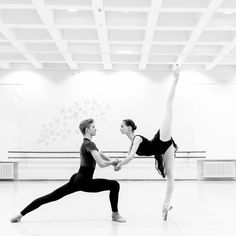 Ballet~is~the~universal~language : Photo